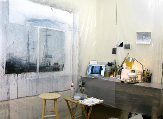 Studio in New York