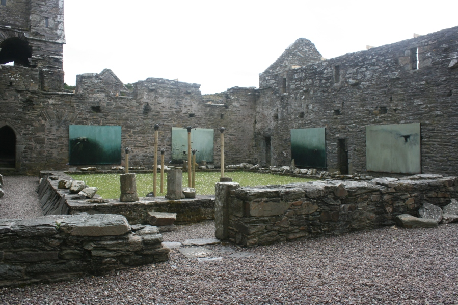 Sherkin Abbey 2